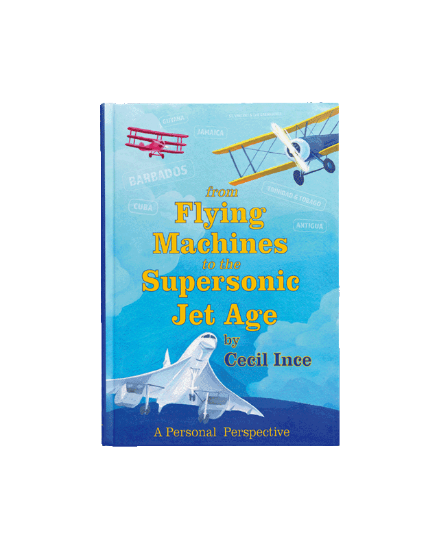 From Flying Machines to the Supersonic Jet Age